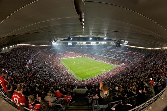 Reprise de la Bundesliga, pour le Bayern Munich, au mois d'Août à l'Allianz Arena