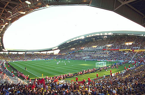 Le Stade de la Beaujoire accueillera ce choc entre Nantes et Monaco.