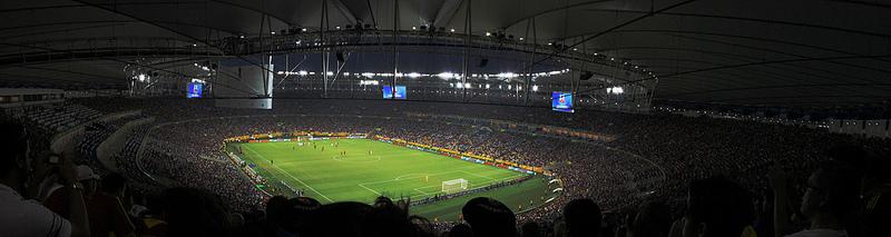 La finale de la Coupe du Monde au Brésil aura lieu le 13 Juillet 2014 au Stade Maracana de Rio de Janeiro.