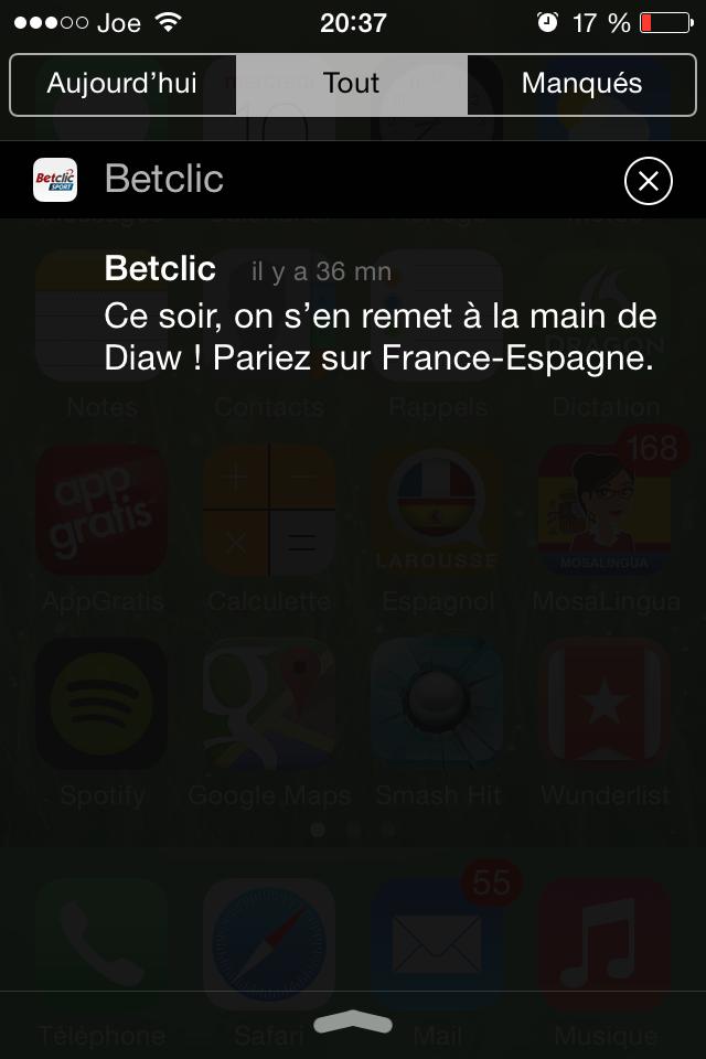 jeux de mots Betclic (110)