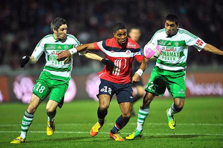 Pronostic Lille – St-Etienne (01/11/2014)