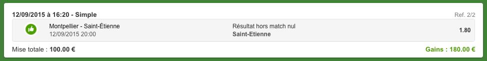 100 euros de paris gratuits avec Unibet!