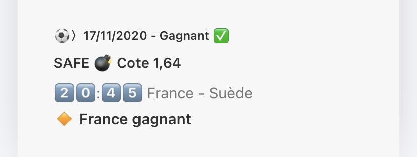 pari sportif gagnant proposé par probet.fr